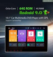"XTRONS TBX104 AUTORADIO GPS 10.1"" ANDROID 9 Wi-Fi 4G DVD 8core Ram 4GB + 64GB"