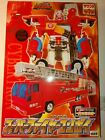 Transformers Car Robots RID 2000 Super Fire Convoy C-001 Optimus Prime