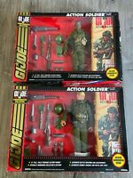 Hasbro GI Joe Commemorative Collection Action Soldier Figure Set! 1993!