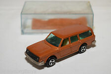 MAJORETTE 220 VOLVO 245 DL 245DL METALLIC BROWN VN MINT BOXED RARE SELTEN RARO