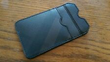 NWOT! Authentic BURBERRY Smoked Check 'Baldwin' Leather Trim IPHONE 5/5s Sleeve
