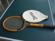 """TAD Davis """"PROFESSIONAL"""" Wood Vintage Tennis Racquet 4 5/8 """"EXCELLENT"""""""