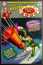 """House Of Mystery 1967 #170 F/Vf Sweet! Martian Manhunter And Dial """"H"""" For Hero"""