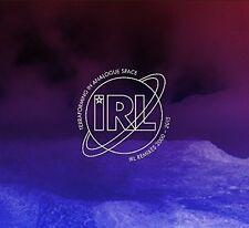 IRL 100 REMIXES TERRAFORMING IN ANALOGUE SPACE 2000-2015  VINYL LP NEU