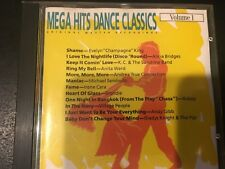MINT MEGA HITS DANCE CLASSICS Volume 1 (Original Recordings) Priority