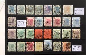 Hong Kong Q. Victoria mainly used selection.