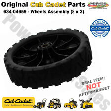 Cub Cadet Wheels Assembly (8 x 2) for Lawn Mowers & Others / 634-04659