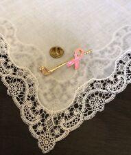 """1-3/4"""" Breast Cancer Awareness Pin Ribbon Golf Club Pin ZA-56"""