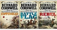 Bernard Cornwell Starbuck Chronicles Audiobooks (M.P.3)Unabridged📧e-Delivery📧