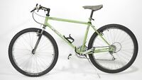 "Kona Explosif Joe Murray Mountain Bicycle Classic MTB 26"" New Continental Tires"