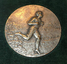 Medaille course a pied BRONZE (168 J)
