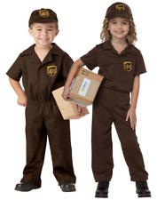 Brown Polyester Uniforms