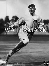 TY COBB Detroit Tigers Glossy 8 x 10 Photo Poster