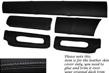 GREY STITCH FITS LOTUS ELISE EXIGE S1 96-01 FIVE PIECE DASH KIT LTHR COVERS ONLY