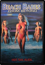 Beach Babes From Beyond DVD Jaqueline Stallone - OUT OF PRINT - PERFECT