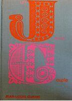 ++JEAN-LOUIS CURTIS un jeune couple 1967 JULLIARD numéroté EX++