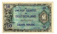 Germany ... P-94a ... 10 Mark ... 1944 ... *VF*