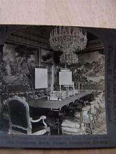 Stereoscope Photograph  Royal Palace Stockholm   Sweden