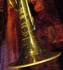 ACME Vintage Artist Model Cornet & Case (stencil made by Couesnon SML France)