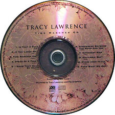 Time Marches On by Tracy Lawrence (CD, Jan-1996, Atlantic (Label))