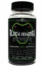 iInnovative Black Mamba Hyper Rush Weight Loss and Energy FREE WORLD SHIPPING !!