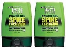 2 New Garnier Fructis Style Power Gel Spike Explosion, 24H Extreme Hold 10