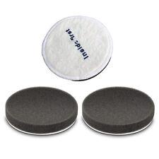 Dust Filter Pollen Supplies Parts 3Pcs For Eureka NEU180 NEU190 NEU180C