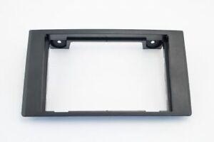 Mascherina per autoradio 2 DIN, per modello Iveco Daily nera