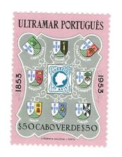 1953 Ultramar Portugues - Cabo Verde - $50