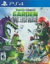 Plants Vs. Zombies: Garden Warfare - Tower Deffense Arcade Action PS4 NEW