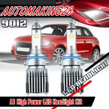 2018 9012 LED Headlight for Ford Taurus 2013-2017 Edge 2011-2014 High Low Beam