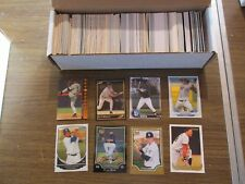 SAN DIEGO PADRES LARGE 500 CARD LOT, INSERTS, ROOKIES & PARALLEL CARDS ONLY