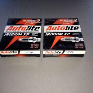 EIGHT(8) Autolite XP26 Iridium Spark Plug SET *$3 PP FACTORY REBATE*