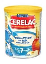 400g Nestle Cerelac Apple and Wheat with Milk From 7 Months