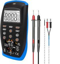 Digital Multimeter Auto Truerms 600v 10a Ncv Capacitance Frequency Diode Test