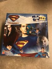 Mattel Superman Returns 100 Pieces Puzzle 5-8 Years Old
