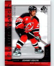 (HCW) 2006-07 SP Authentic #232 Johnny Oduya Rookie 534/999 RC NHL 04097