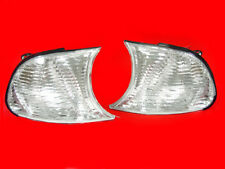 DEPO Pair Euro Clear Corner Lights For 2002-2006 BMW E46 / 3 Series / M3