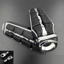 Motorcycle Tombstone Front Foot Pegs For 1997-2004 03 Suzuki Marauder 800 Chrome
