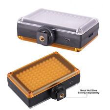 Andoer AD-96 Video  LED Light Lamp +Filters for Canon Nikon DSLR SLR Camera