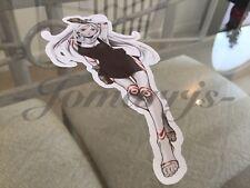 Deadman Wonderland - Anime - Shiro in Dress Sticker Decals Vinyl Wretched Egg