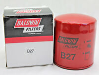 Engine Oil Filter BALDWIN B27 Brand New