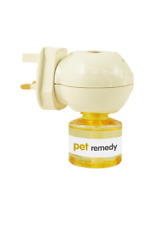 PET REMEDY PLUG IN DIFFUSER WITH 40ML BOTTLE TACKLE STRESS NATURALLY