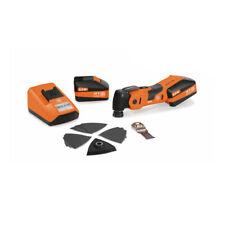 Fein Oszillierer-Batterie SuperCut AFSC 18 QSL Select Incl Valise 71292760000