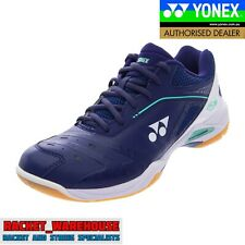 NEW MENS YONEX POWER CUSHION SHB65ZWEX BADMINTON SQUASH INDOOR SHOES WIDE FIT