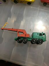 Matchbox Lesney - No.30 - 8 Wheel Crane Clean