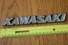 Kawasaki Emblem Logo Vintage detailing ornament Kawasaki Decal