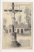 croix de jérusalem , mesnil-saint-loup