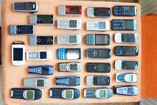 30 Nokia Handys l ALLE Technisch Einwandfrei I Paket Sammlung Konvolut 6210 6300