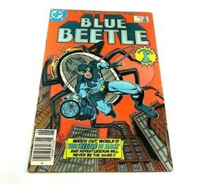 Blue Beetle #1 (DC, 1986) KEY 1st Solo Title DC Issue!
